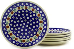 Bread Plate / Dessert Plates - Set of 6
