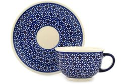 Cups & Saucers 7oz