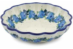 Fluted Bowls 7.75""