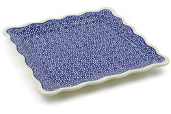 Scalloped Tray