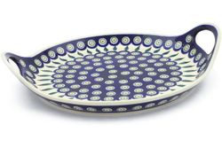 Serving Tray, Round