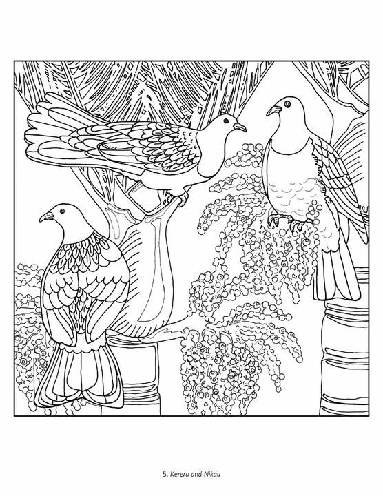 A Perfect World: The Art of Jane Galloway Coloring Book