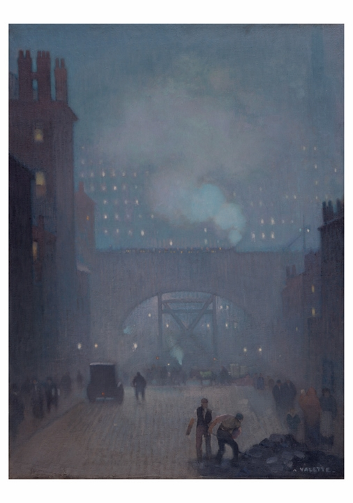 Adolphe Valette's Manchester Boxed Notecards