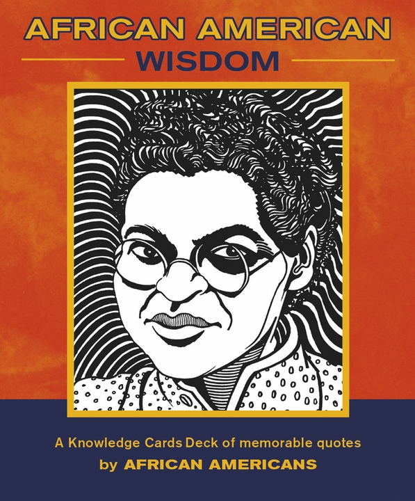 African American Wisdom Knowledge Cards