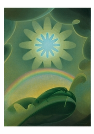 Agnes Pelton: Sand Storm Small Boxed Cards