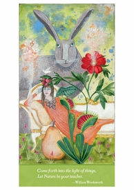 Alexandra Eldridge: The Empress Notecard