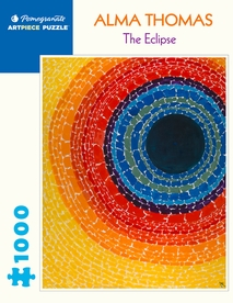 Alma Thomas: The Eclipse 1000-Piece Jigsaw Puzzle