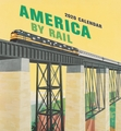 America by Rail 2020 Wall Calendar