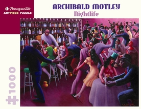 Archibald Motley: Nightlife 1000-Piece Jigsaw Puzzle