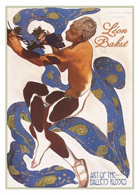 Léon Bakst: Art of The Ballets Russes Boxed Notecards