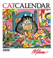 B. Kliban: CatCalendar 2020 Mini Wall Calendar