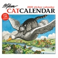 B. Kliban: CatCalendar 2020 Sticker Wall Calendar <B>SOLD OUT</B>