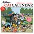 B. Kliban: CatCalendar 2021 Sticker Calendar