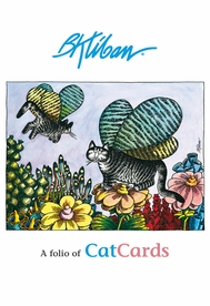 B. Kliban: CatCards Notecard Folio