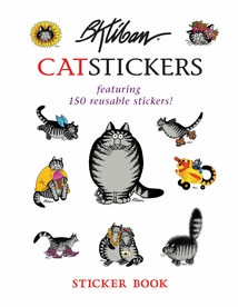 B. Kliban's CatStickers Sticker Book