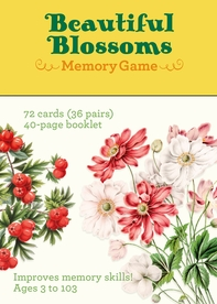 Beautiful Blossoms Memory Game