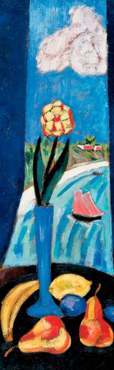 Marsden Hartley: A Bermuda Window Bookmark