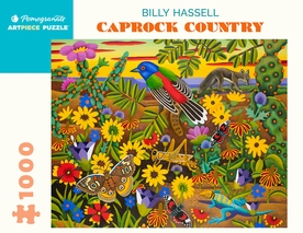 Billy Hassell: Caprock Country 1000-Piece Jigsaw Puzzle