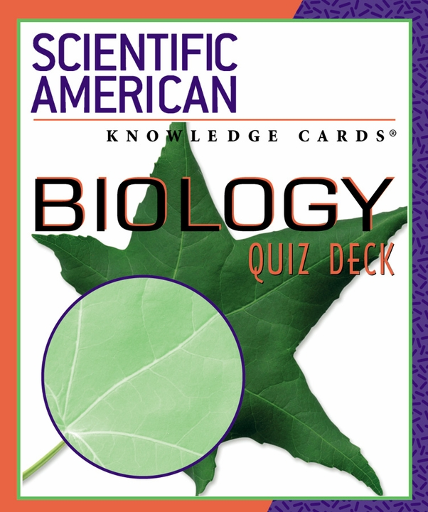 Biology Knowledge Cards