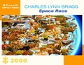 Charles Lynn Bragg: Space Race 2000-Piece Jigsaw Puzzle