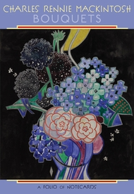 Charles Rennie Mackintosh: Bouquets Notecard Folio