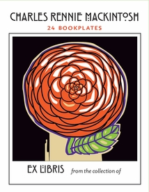 Charles Rennie Mackintosh: Chrysanthemum Bookplates
