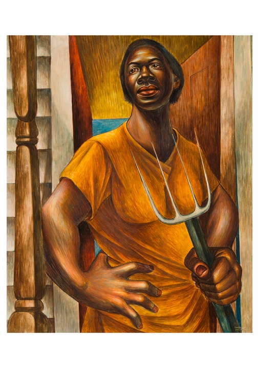 Charles White: Strong Women Boxed Notecards