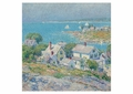 Childe Hassam: New England Headlands Postcard