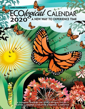 Chris Hardman's ECOlogical Engagement Calendar 2020: A New Way to Experience Time