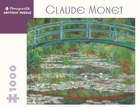 Claude Monet 1,000-piece Jigsaw Puzzle