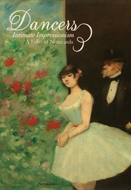 Dancers: Intimate Impressionism Notecard Folio