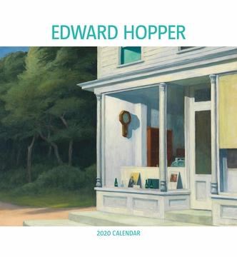Edward Hopper 2020 Wall Calendar