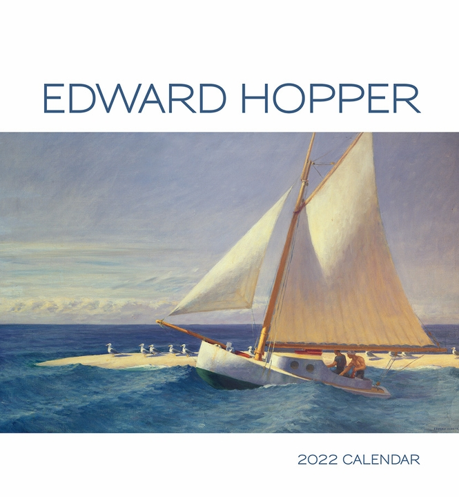 Edward Hopper 2022 Wall Calendar