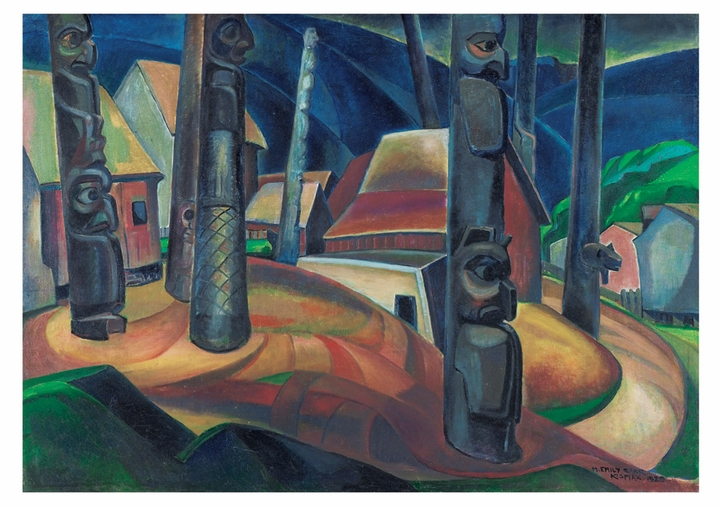 Emily Carr Boxed Notecards