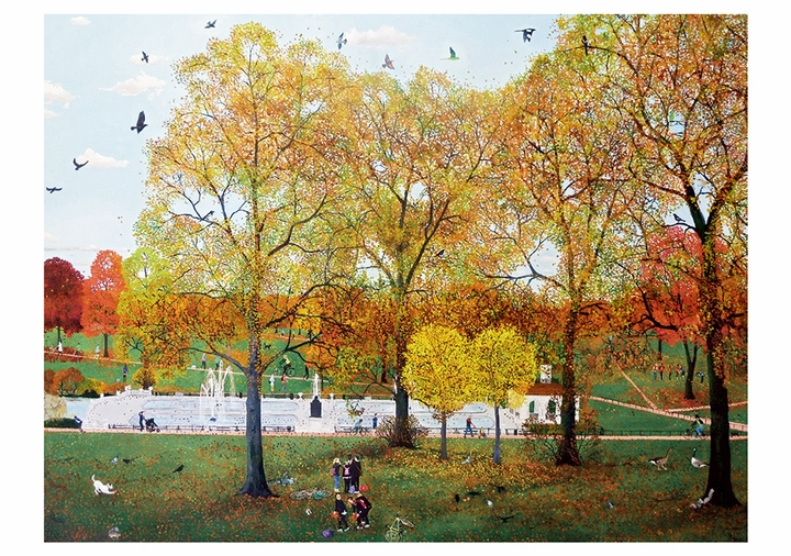 Emma Haworth: Autumn Boxed Notecards