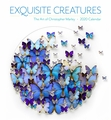 Exquisite Creatures: Christopher Marley 2020 Wall Calendar