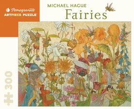 Michael Hague: Fairies 300-piece Jigsaw Puzzle