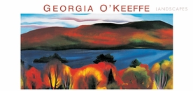 Georgia O'Keeffe: Landscapes Panoramic Boxed Notecards