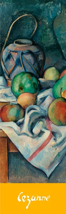 Paul Cézanne: Ginger Jar Bookmark