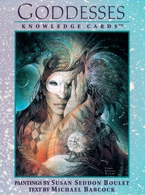 Goddesses Knowledge Cards