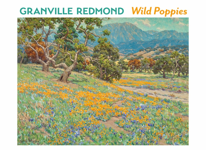 Granville Redmond: Wild Poppies Boxed Notecards