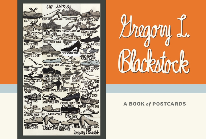 Gregory L. Blackstock Book of Postcards