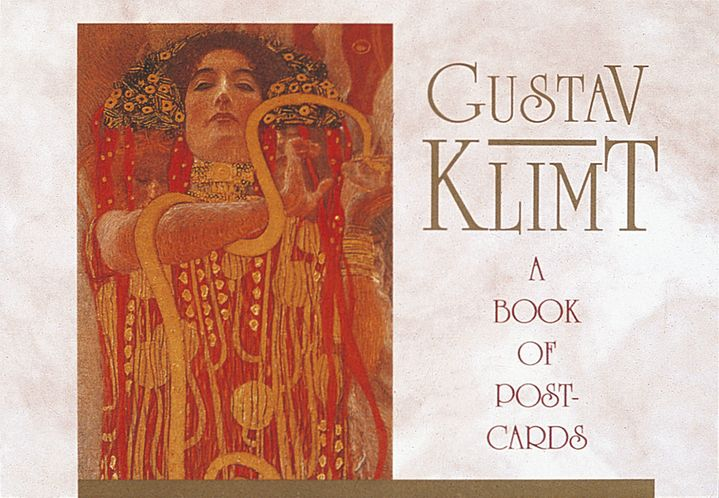 Gustav Klimt Book of Postcards