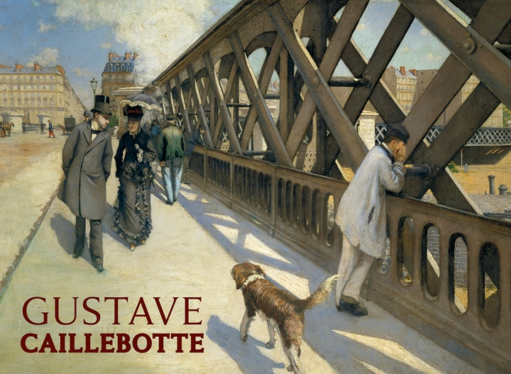 Gustave Caillebotte Boxed Notecards