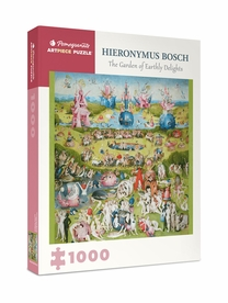 Hieronymus Bosch: The Garden of Earthly Delights 1000-Piece Jigsaw Puzzle