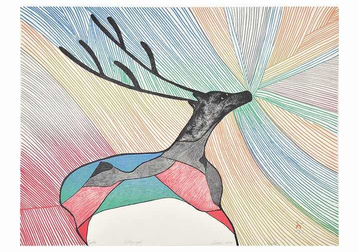 Inuit Art from Cape Dorset Holiday Card Assortment