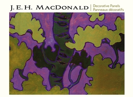 J. E. H. Macdonald: Decorative Panels Boxed Notecards