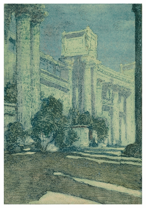 Jewel City: Panama-Pacific Exposition Boxed Notecards
