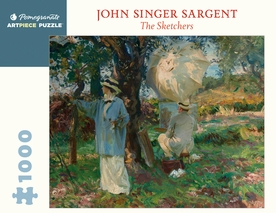 John Singer Sargent: The Sketchers 1000-Piece Jigsaw Puzzle