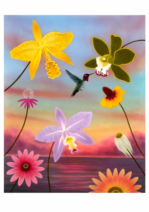 L. C. Armstrong: Hummingbirds Boxed Notecards